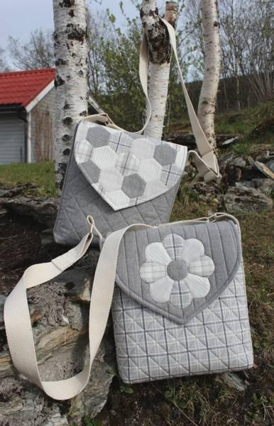 Bilde av 184 Shopping AnnaKa Mønster - Kr. 160