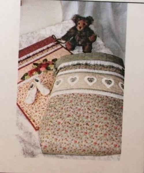 Bilde av 076 Prins eller prinsesse AnnaKa Mønster - Kr. 150,-