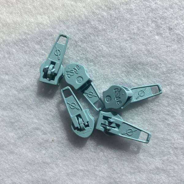 Bilde av (3P10) Glidere 6mm - lys blå 5 pack