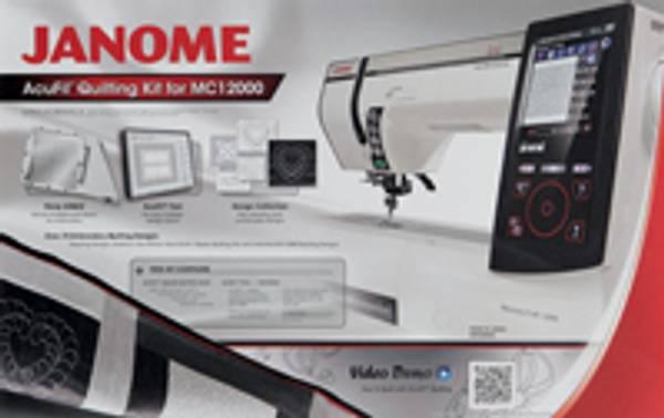 Bilde av (20C) AcuFil Quilting Kit for MC12000