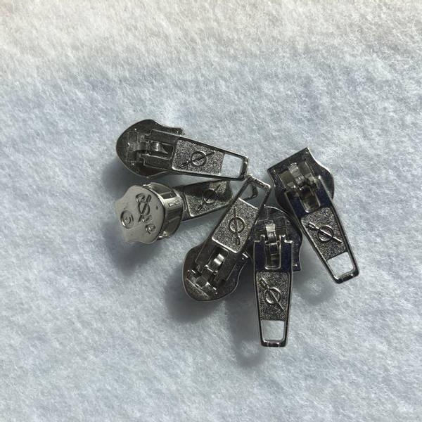 Bilde av (3L7) Glidere 6mm - sølv 5 pack