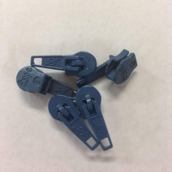 Bilde av Glidere 6mm - koboltblå 5 pack