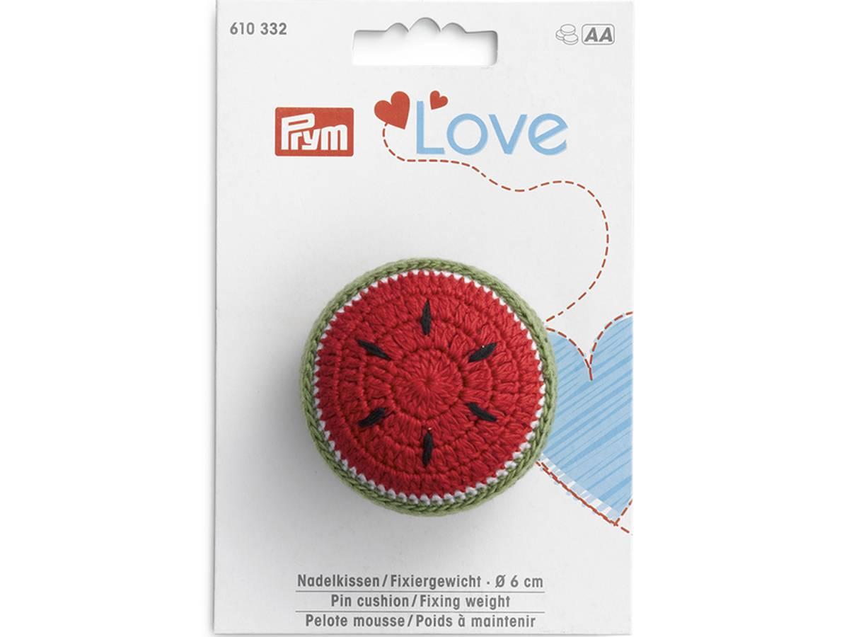 Prym Love – Nålepute / Vektlodd – Melon 610332