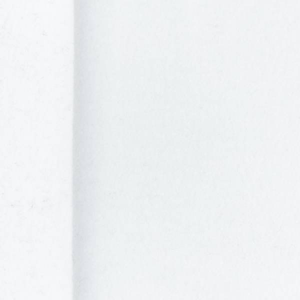 Bilde av 100% Bomulls Fleece (White)