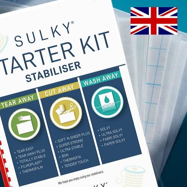 Bilde av SULKY® STARTER KIT - Stabilisering (på Engelsk) - inneholder 15