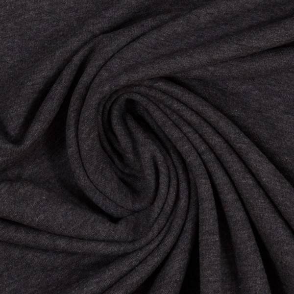 Bilde av Vanessa, Cotton Jersey 001789 Melange, anthracite grey