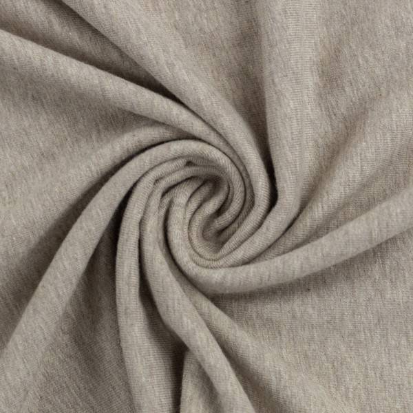 Bilde av Vanessa, Cotton Jersey 001173 Melange, beige