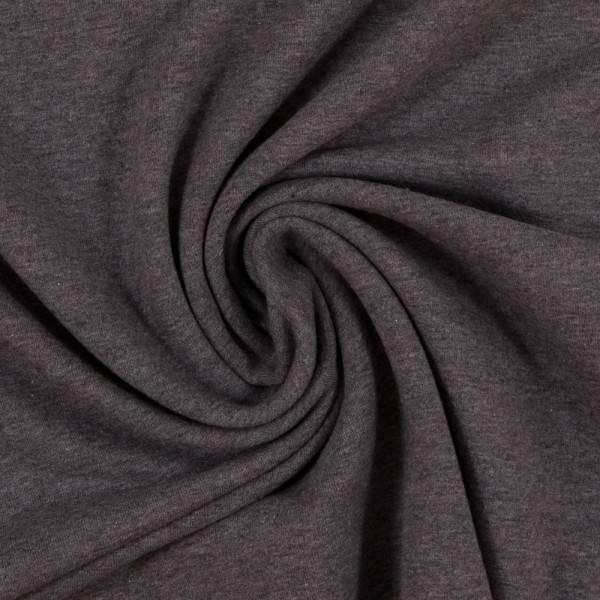 Bilde av Vanessa, Cotton Jersey 001285 Melange, dark grey