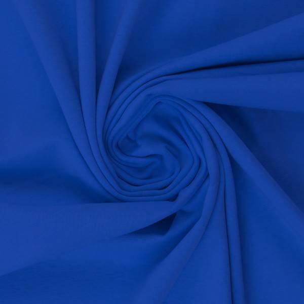 Bilde av Vanessa, Cotton Jersey 000255 Plain, royal blue