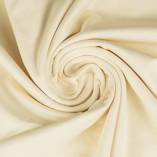 Bilde av Vanessa, Cotton Jersey 000009 Plain, off white