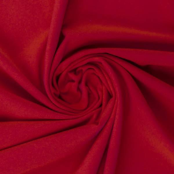 Bilde av Vanessa, Cotton Jersey 000338 Plain, burgundy