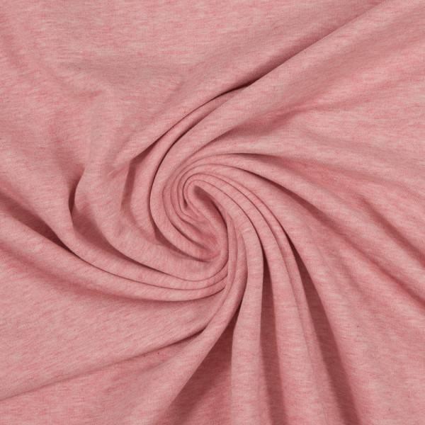 Bilde av Vanessa, Cotton Jersey 001432 Melange, rose
