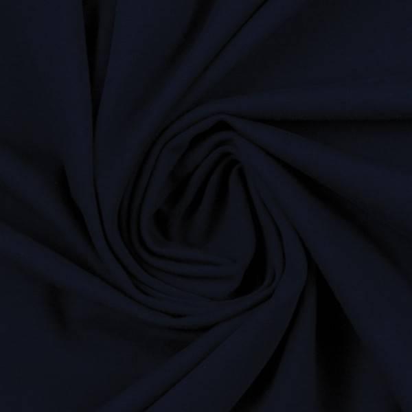 Bilde av Vanessa, Cotton Jersey 000599 Plain, dark blue