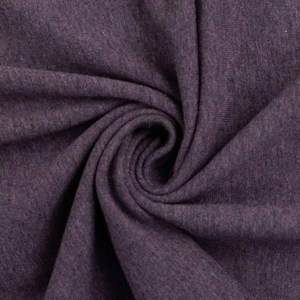 Bilde av Vanessa, Cotton Jersey 001648 Melange, violet