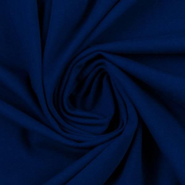 Bilde av Vanessa, Cotton Jersey 000598 Plain, dark blue