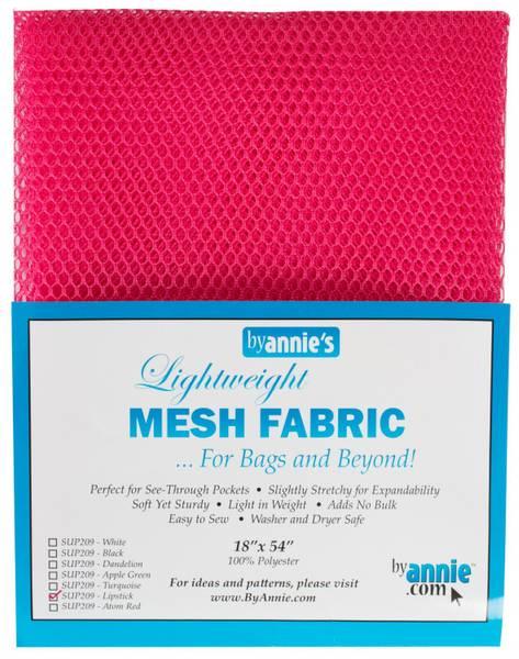 Bilde av By Annie's Mesh fabric SUP209 - Cerise