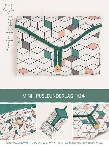 Bilde av MINIKREA MINI - PUSLEUNDERLAG 104