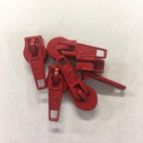 Bilde av Glidere 6mm - rød 5 pack