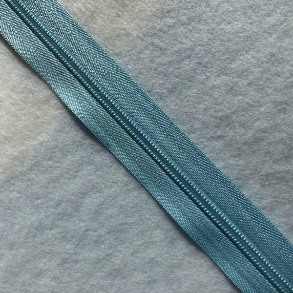 Bilde av Cose Glidelås lyseblå 4mm - 1m