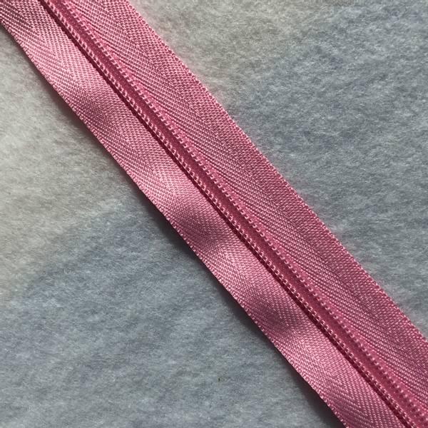 Bilde av Cose Glidelås lys rosa 4mm - 1m