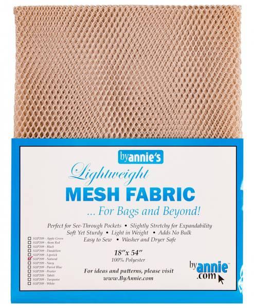 Bilde av By Annie's Mesh fabric SUP209 - Natural