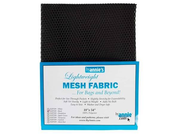 Bilde av By Annie's Mesh fabric SUP209 - Svart