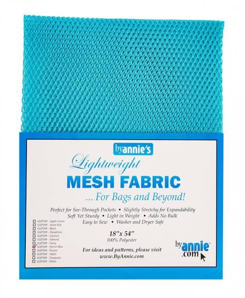 Bilde av By Annie's Mesh fabric SUP209 - Parrot Blue
