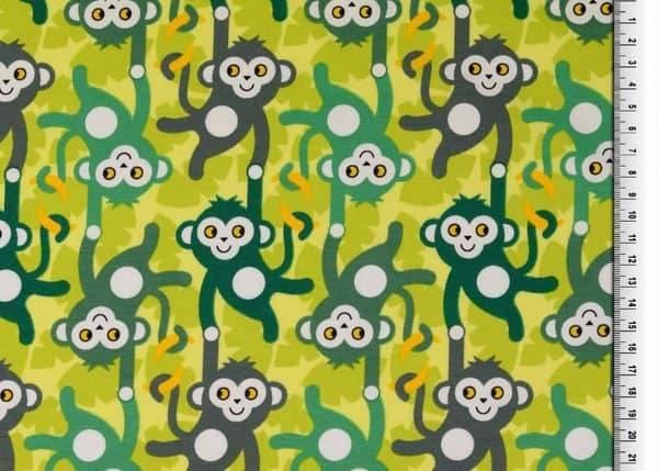 Bilde av Hengende aper - grønn