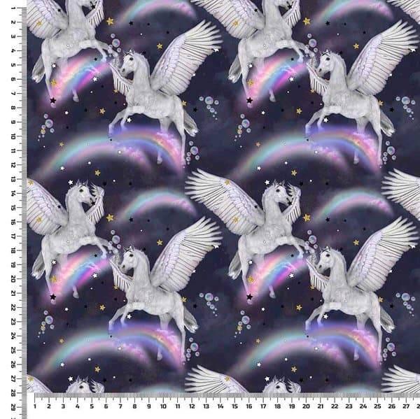Bilde av Enhjørninger og regnbuer