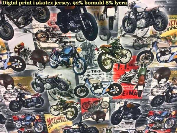 Bilde av Motorsykler