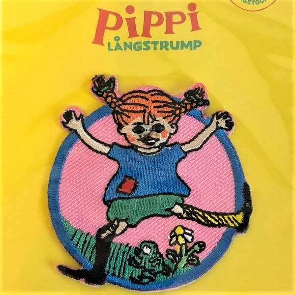Bilde av Pippi danser, strykemerke diam 5,5cm