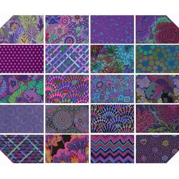 Bilde av Tula Pink Solids, Layer Cake