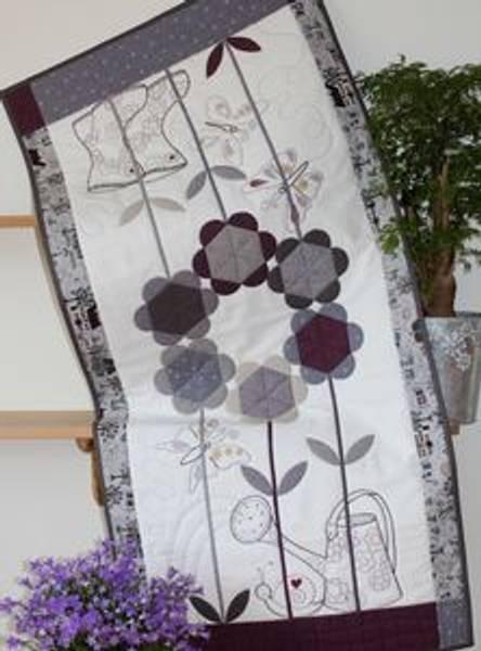 Bilde av 152 Lilla Bordsmykke AnnaKa Mønster - Kr. 160,-