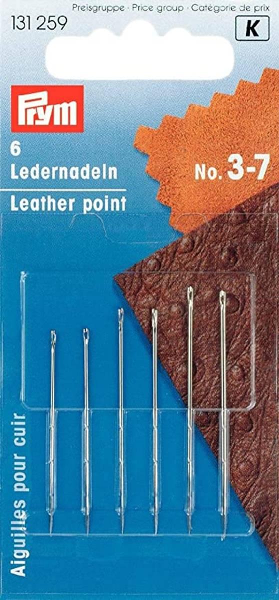 Prym håndnåler Lær no 3-7 131259