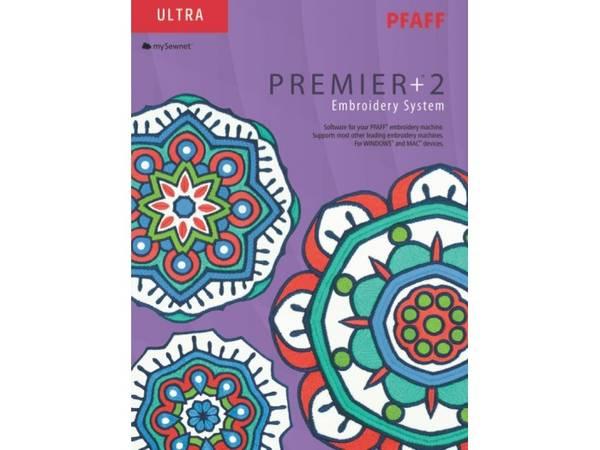 Bilde av PFAFF PREMIER  2 Ultra - engelsk
