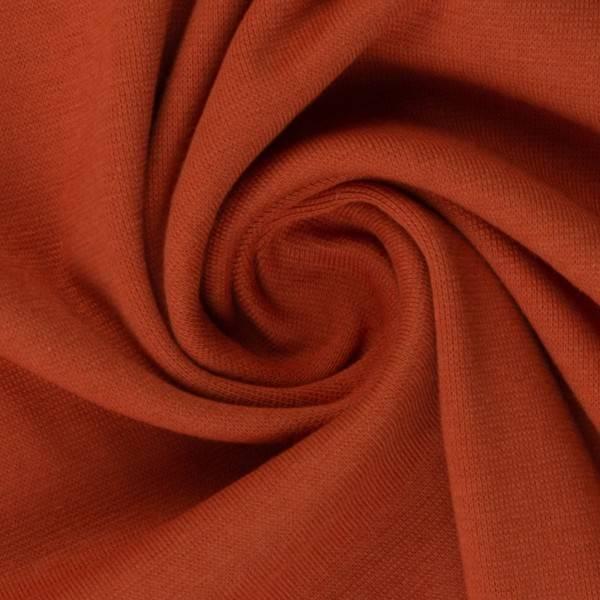 Bilde av Heike Rundstrikket ribb 000712 Plain, terracotta