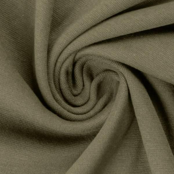 Bilde av Heike Rundstrikket ribb 000764 Plain, olive drab