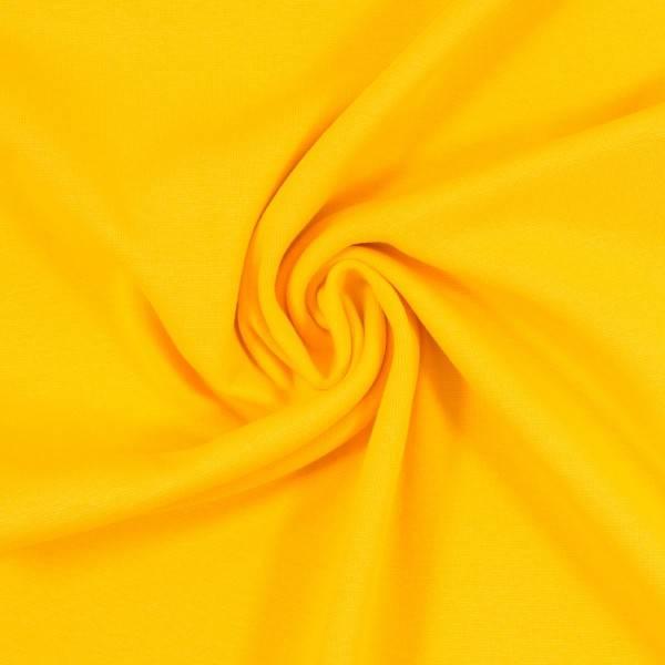 Bilde av Heike Rundstrikket ribb 000312 Plain, yellow