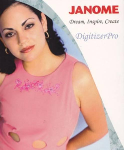 Bilde av Utgått versjon Digitizer Pro broderingssoftware Oppgraderings se