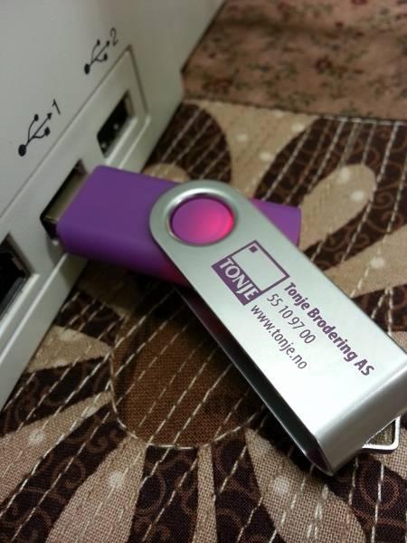 Bilde av USB minnepen 1GB / Minnestick 1GB