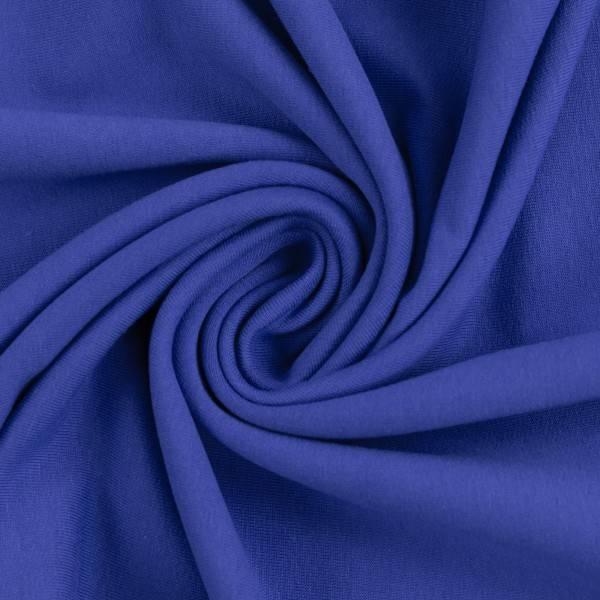 Bilde av Maike, French Terry 000255 Plain, royal blue