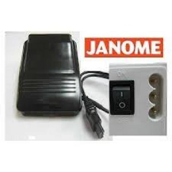 Bilde av (20a5) Pedal Foot controller MS/DE/EJ (Modified) Janome