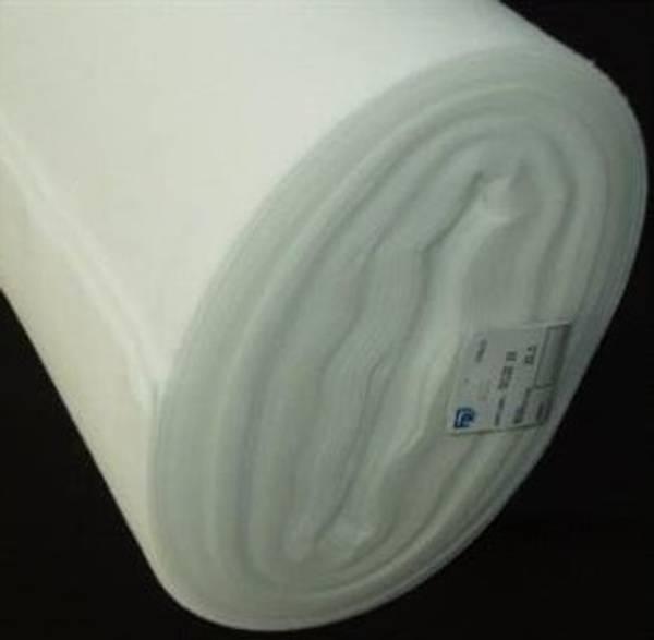 Bilde av Bordfilt/platevatt hvit 165cm 100%Polyester, Rull a 20 meter