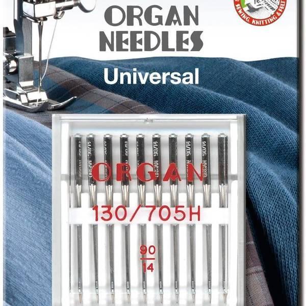 Bilde av (23G11) Nål Organ Universal 90, 10 pk (2C10)
