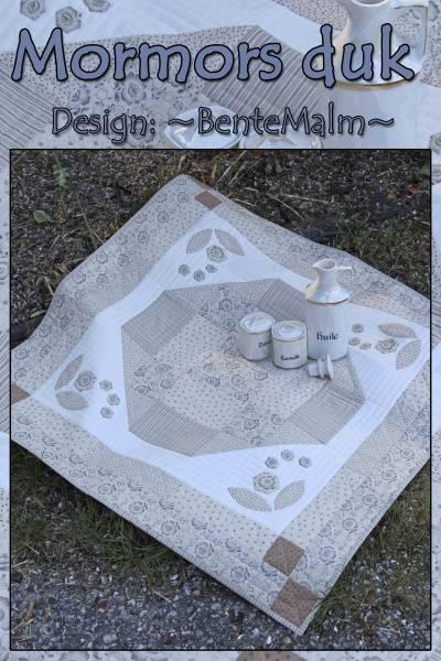 Bilde av 199 Bente Malm Mønster Mormors duk