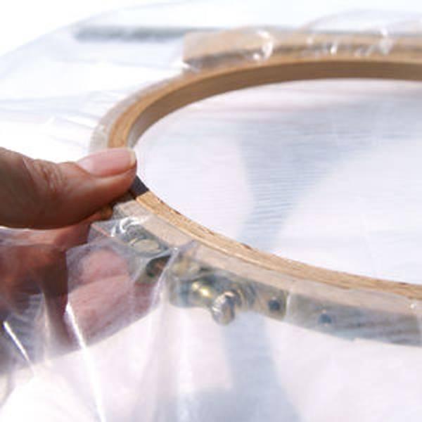 Bilde av (35B5) Solvy vannløslig stabilisering tykk 80my 50cm x 15m