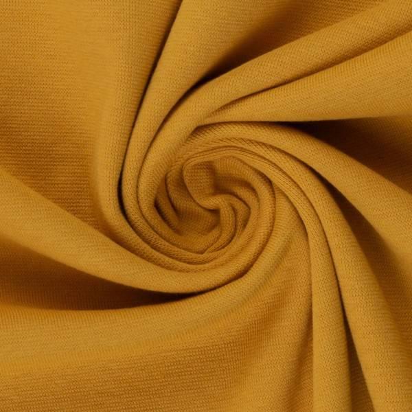 Bilde av Heike , Rundstrikket ribb 000314 plain, goldenrod