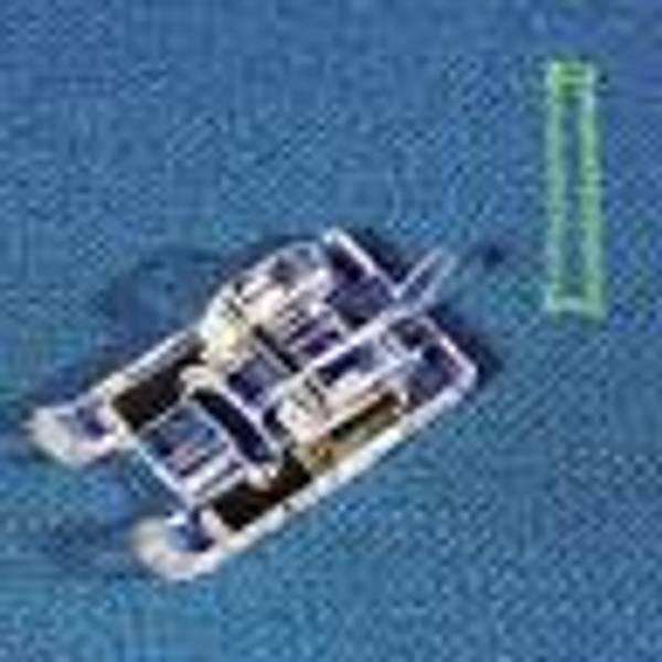 Bilde av (3N11B) Janome Knapphullsfot - gjennomsiktig plast / Buttonhole
