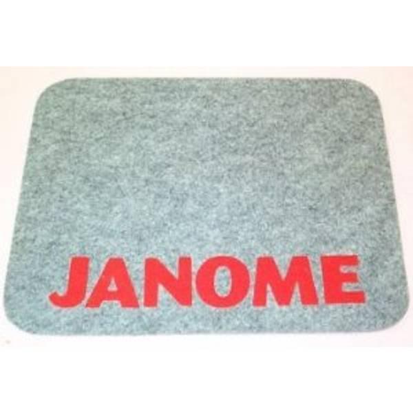 Bilde av (20C2) Janome matte GRÅ med logo