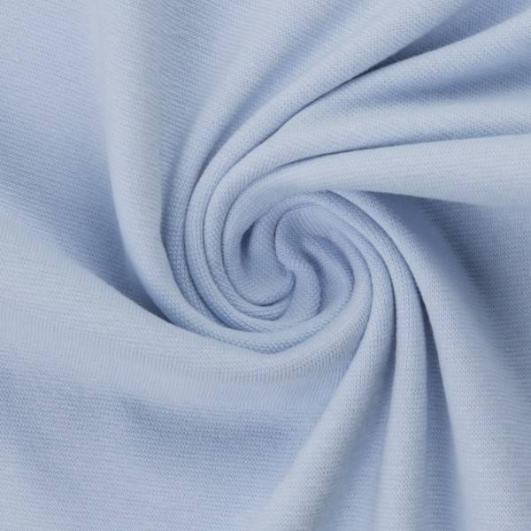 Bilde av Heike RUndstrikket ribb 000252 Plain, light blue